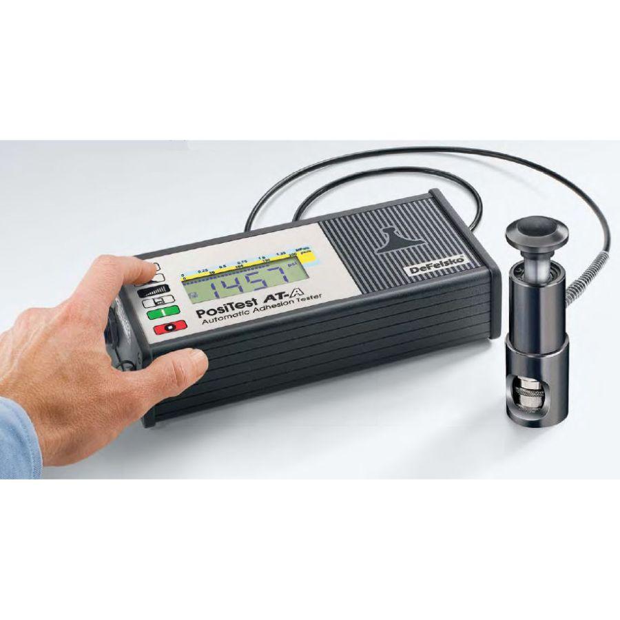 Αυτόματη Συσκευή Ελέγχου Δύναμης Αποκόλλησης Επικάλυψης DEFELSKO POSITEST AT-A Adhesion Tester