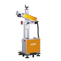 Σταθερή συσκευή: Laser Χάραξη σε μέταλλα για μαζική παραγωγή HBS