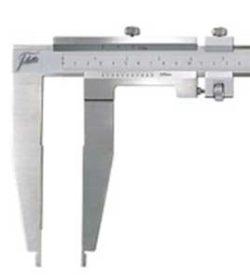 Αναλογικό παχύμετρο με μεγάλες σιαγόνες FILETTA