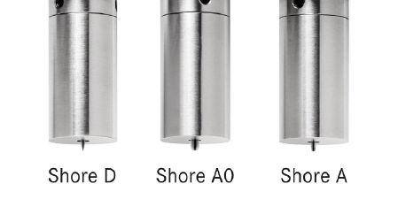 Σκληρόμετρο Πλαστικών Shore D Sauter HD