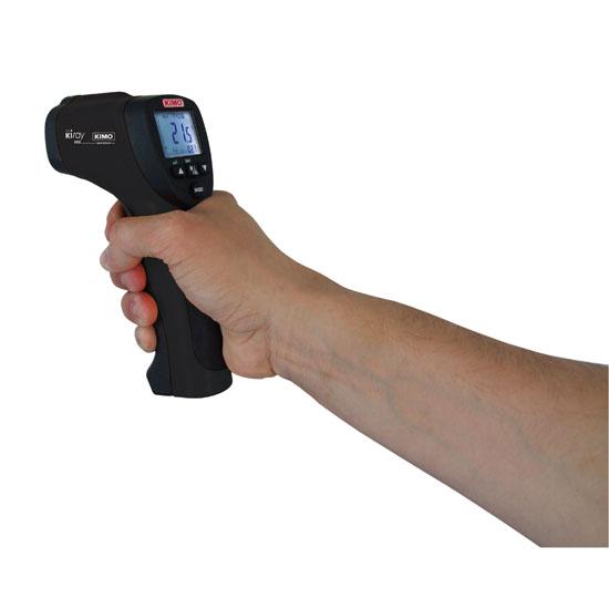 Θερμόμετρα Laser KIRAY 200