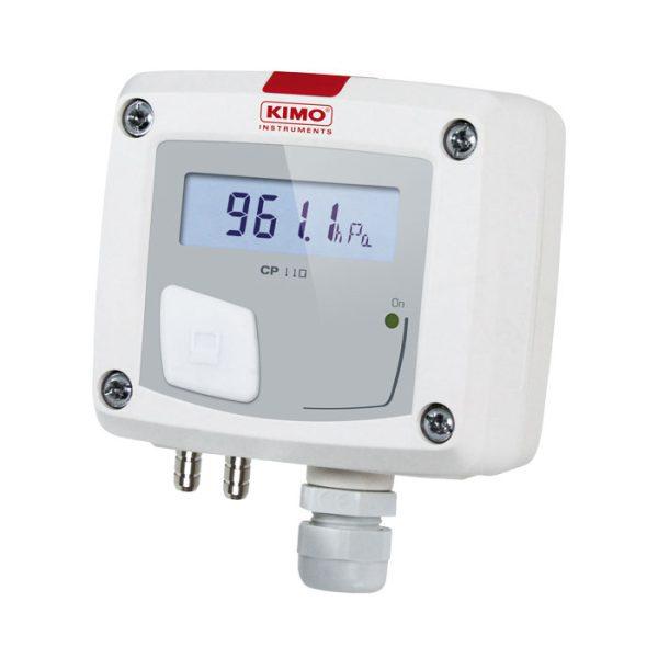 Μεταδότες πίεσης KIMO με δυο αναλογικές εξόδους CP210