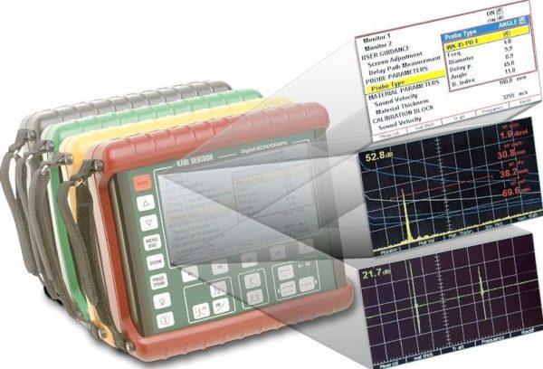 Συσκευή Ελέγχου με Υπερήχους KARL DEUTSCH ECHOGRAPH 1095