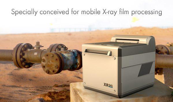 Εμφανιστήριo Film Ραδιογραφίας XR 24 NDT