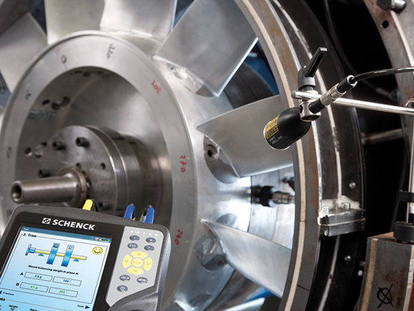 Φορητό Σύστημα Ζυγοστάθμισης και Ανάλυσης Δονήσεων SMART BALANCER