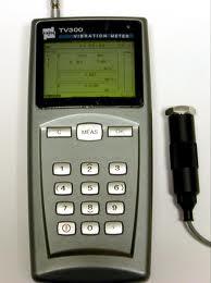 Αναλυτής Δονήσεων TV-300
