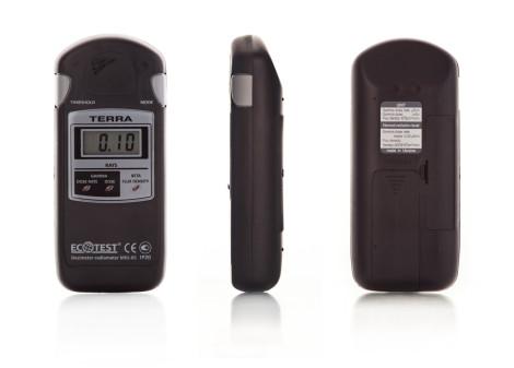 Ραδιόμετρο TERRA MKS-05