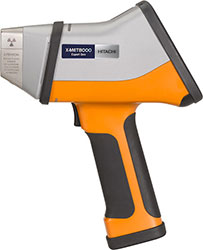 Φασματογράφος XRF X-MET8000 for Sulfur Analysis