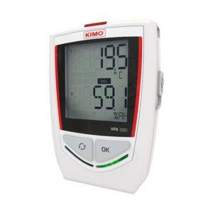 Καταγραφικά Ατμοσφαιρικής Πίεσης, Υγρασίας, & Θερμοκρασίας KPA320