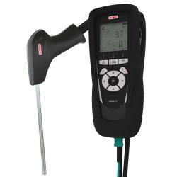 Αναλυτές Καυσαερίων για μέτρηση 02/CO KIGAZ50