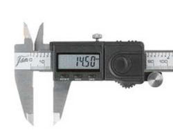 Ψηφιακό παχύμετρο με περιστρεφόμενη οθόνη