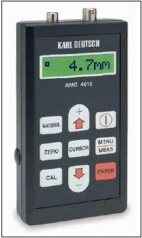 Μετρητής βάθους ρωγμής KARL DEUTSCH RMG4015