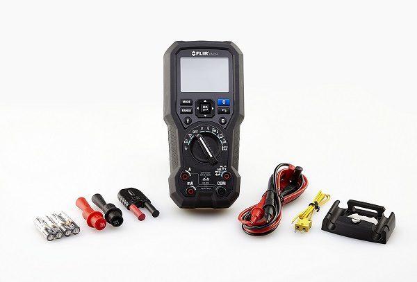 Θερμοκάμερα πολύμετρο DM284 πλήρες σετ