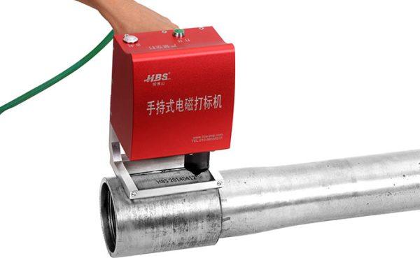 Φορητή ηλεκτρική συσκευή για χάραξη μετάλλων με ακίδα HBS-380D
