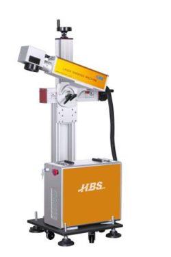 Τροχήλατη συσκευή: Laser Χάραξη fiber για μαζική παραγωγή