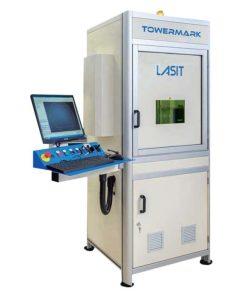 Σύστημα χάραξης με laser TOWERMARK της LASIT
