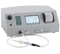 Συσκευή μέτρησης O2 και CO2 Gaspace Micro