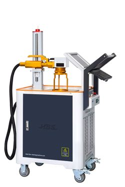 Φορητό Laser χάραξης τεχνολογίας fiber για εξασφάλιση ιχνηλασιμότητας