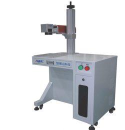 Τροχήλατη συσκευή: Χάραξη Laser Μopa για υλικά υψηλής αντανάκλασης