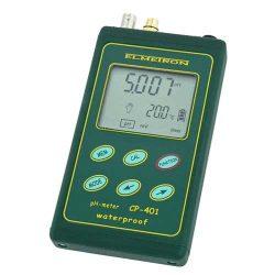 Πεχάμετρο με μνήμη CP-401