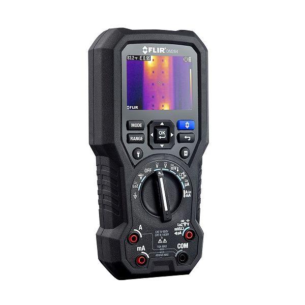 Θερμοκάμερα πολύμετρο DM284