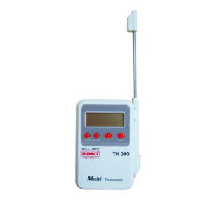 Θερμόμετρο με αισθητήρα ακίδας και καλώδιο TH300 KIMO