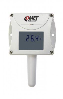 Datalogger - Kαταγραφικό Θερμοκρασίας T0510 WebSensors