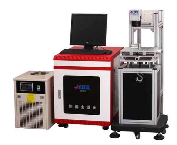 Χάραξη Laser τεχνολογίας Ultraviolet σε γυαλί και κρύσταλλα