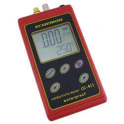 Φορητό Αγωγιμόμετρο CC-411 ELMETRON