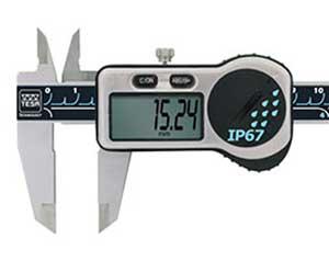 Ηλεκτρονικά Παχύμετρα IP67 Twin-Cal ΤΕSA