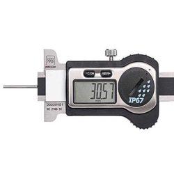 Ηλεκτρονικό Μικρόμετρο βάθους IP67 Τwin-Cal TESA