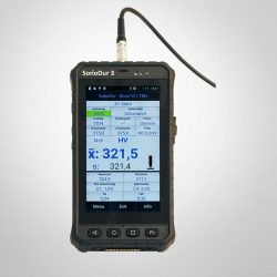 Φορητό Σκληρόμετρο Υπερήχων UCI Sonodur 3 NEWSONIC