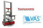 Έλεγχος Αντοχής Υαλοπινάκων με Χρήση Μηχανής Ελέγχου TESTOMETRIC στην Εταιρεία VAS