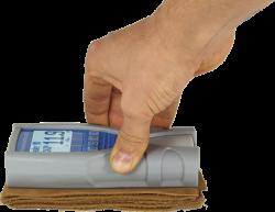 υγρασιόμετρο για δέρματα